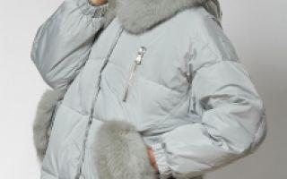 Новая коллекция курткок Prada 2018-2019 c натуральным мехом