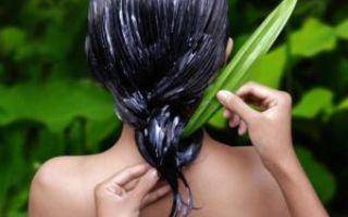 Эффективная маска для блестящих волос