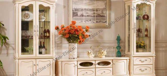 Самые изысканные гостиные в стиле прованс