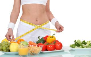 Как же хочется похудеть!