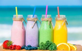 Новинка диетологии смузи-диета