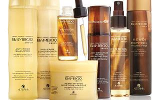Alterna: идеальная косметика для ваших волос