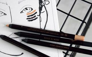 Покупаем контурный карандаш для глаз