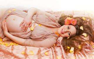 Как вести активный образ жизни во время беременности?