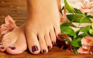 Пилинг ног в домашних условиях: носочки для педикюра