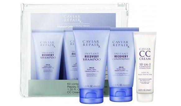 Дорожный набор: Repair RX Shampoo+Conditioner+CC cream